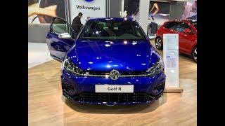NEW 2019 VW Golf R - Exterior & Interior