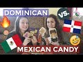 DOMINICAN VS. MEXICAN CANDY TASTE TEST ...(NOT what we expected)