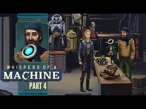 The Code - Whispers of a Machine Part 4 - Pre-Release Let's Play Blind Gameplay