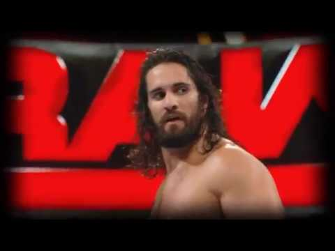 2018 ☁ Seth Rollins Official Entrance Video || OFFICIAL