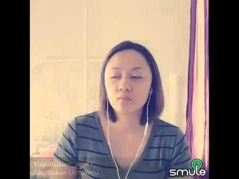 Yuyu Kusairi - Aku Bukan Untukmu, Rossa (cover)