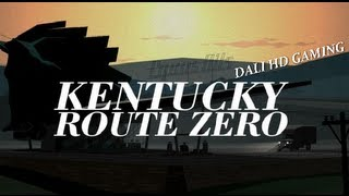 Kentucky Route Zero PC Gameplay HD