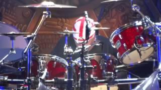 Saxon Manchester Ritz UK April 2013 Conquistador & drum solo