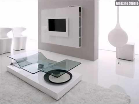 weise wohnzimmermobel modern einrichtung, weiße möbel moderne inneneinrichtung - youtube, Design ideen
