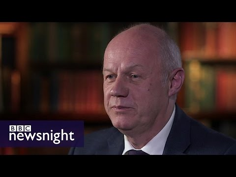 Will the living wage reach £9 by 2020? Emily Maitlis quizzes Damian Green - BBC Newsnight