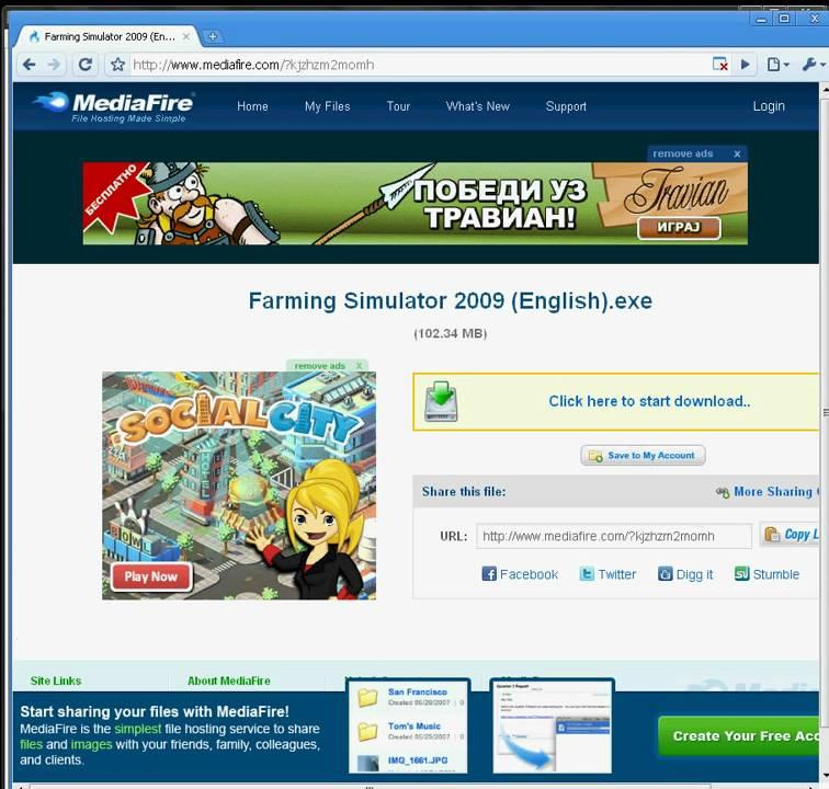 download farming simulator 2011 full version mediafire