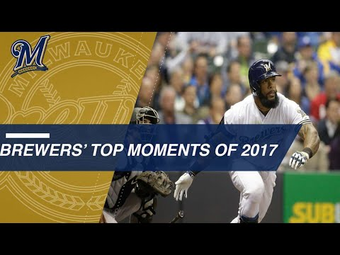Top Moments of 2017: Brewers