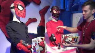 Marvel's Ultimate Spider-Man Web Warriors Toys