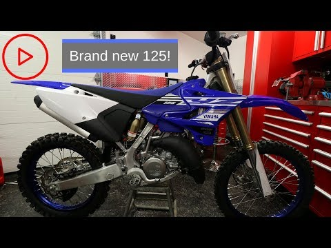 BUYING A 2019 YAMAHA YZ 125 !
