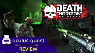 Death Horizon: Reloaded Review | Oculus Quest