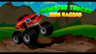 Monster Truck Kids Racing / Ну очень детские тачки