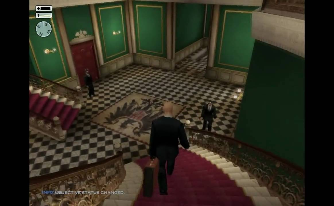 Hitman 2 Silent Assassin Mission 5 Invitation Party by Ractior ...