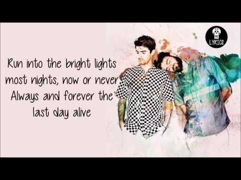The Chainsmokers - Last Day Alive ft. Florida Georgia Line [Full HD] lyrics