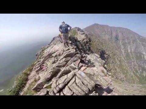 Mount Katahdin  - On the Edge