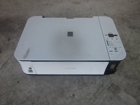 Jet ink printer teardown parts and projects(recup imprimante)