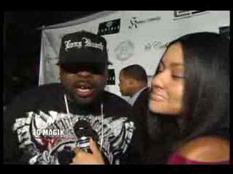 Crooked-I Interview at LRG / XXL Party