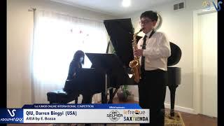 Darren Bingyi Qiu – Aria by Eugene Bozza