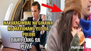 Mayamang CEO Napahiya Matapos Alipustahin Ang Pulubi Dahil sa Pizza Magugulat ka sa natuklasan nila