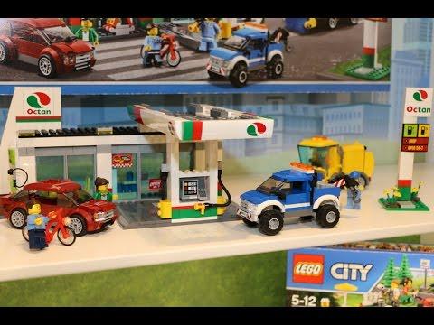 lego gas station instructions