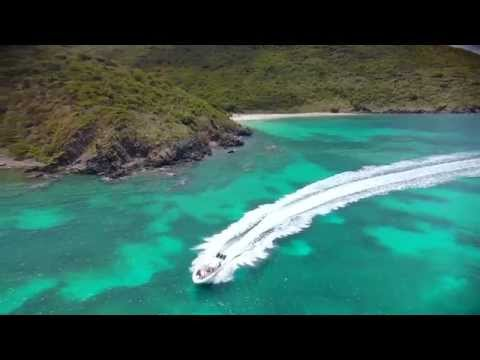 Boat Charter St Maarten / St Martin by Seven Marine SXM