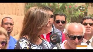 الأخبار - وفد يوناني وقبرصي يزور دير سانت كاترين بحضور وزيرة الهجرة