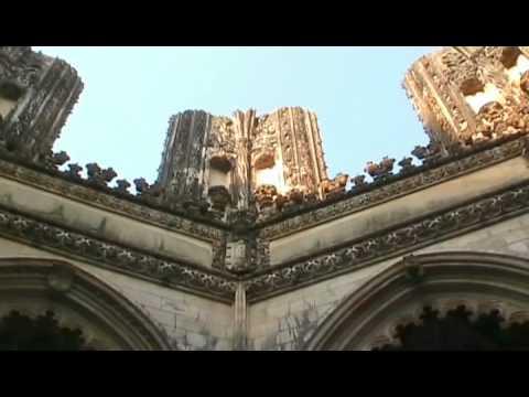 PORTUGAL, LISBOA, SINTRA, COIMBRA, ALCOBAÇA, BATALHA, TOMAR, NAZARÉ, FATIMA, (VIDEO) por JC
