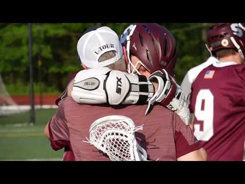 Springfield College Men's Lacrosse - 2019 NCAA Championship Second Round Highlights