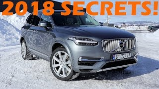 How Volvo Secretly Have Improved The 2018 Volvo XC90!