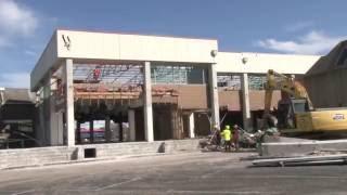 Demolition of Gisborne District Council