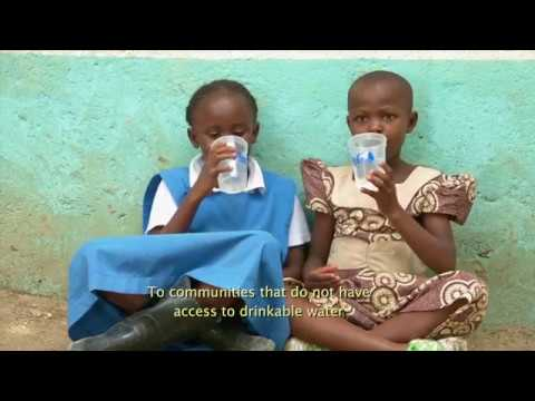 Documentary NatGeo : Transformation of Dirty Water into Clean Water with P&G | Inglés