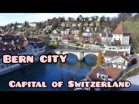 WALKING THROUGH BERN CITY: THE CAPITAL OF SWITZERLAND