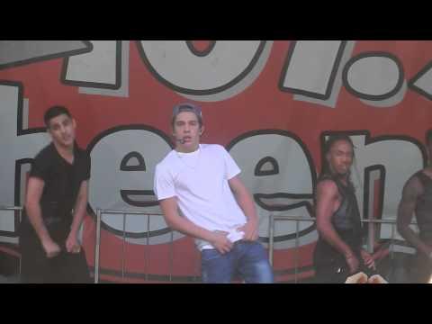 Austin Mahone - Banga Banga Live in Concert Sacramento 05/11/2014