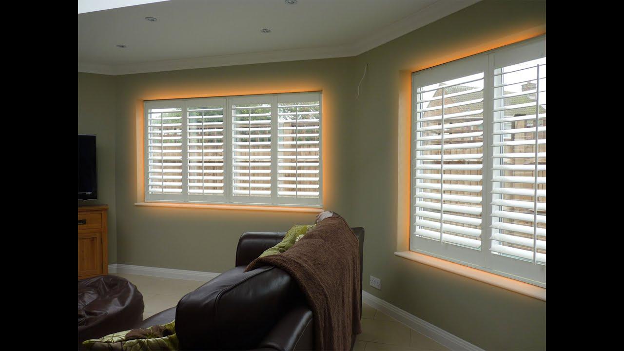 Window Shutters Interior