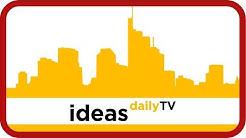 Ideas Daily TV: DAX mit fünftem Gewinntag in Folge / Marktidee: TecDAX