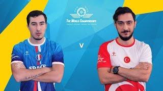 CS:GO - France vs. Turkey [Overpass - Map 1] - Lan Finals TWC 2016