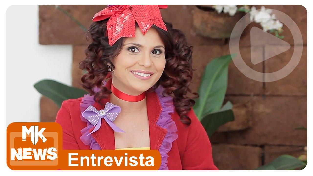 Aline Barros - Entrevista News MK Music - (News)