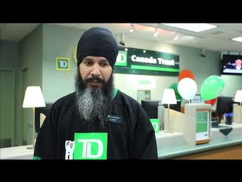 TD Bank Customer appreciation - YouTube