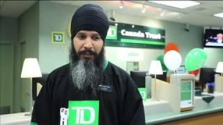 TD Bank Customer appreciation