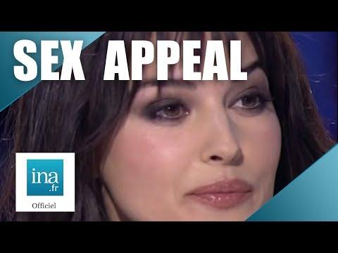Sex Appeal : Monica Bellucci | Archive INA
