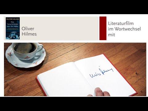 LiteraturfilmExpress: Im Wortwechsel mit Oliver Hilmes