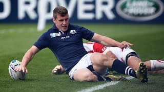 Scotland v Japan - Full Match Highlights and Tries