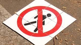 Сотрудники ГИБДД обучают подрастающее поколения правилам дорожного движения