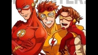 The Flash AMV -  Double Vision