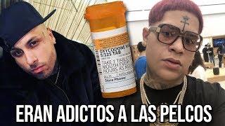 Cuando Almighty y Nicky Jam eran DROGADICTOS