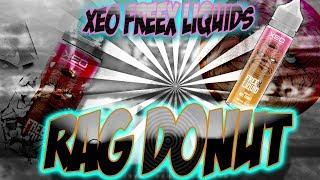 XEO FreeX - RAG Donut ⋮ VapingApes