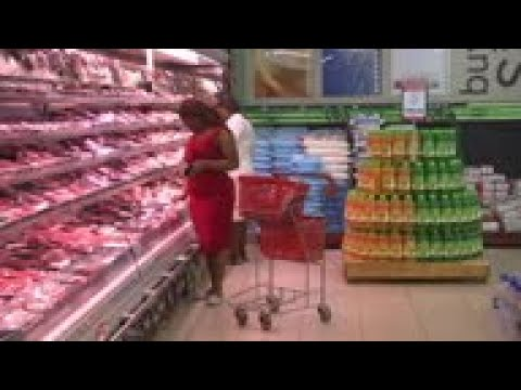 Zimbabwe struggles with hyperinflation