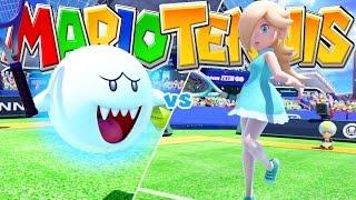 GROSSE PATATE POUF!   Mario Tennis Ultra Smash FR #1