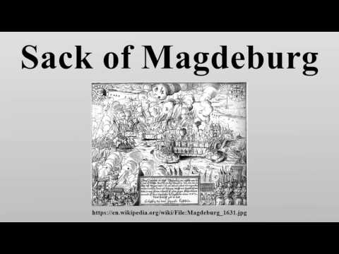 Sack of Magdeburg