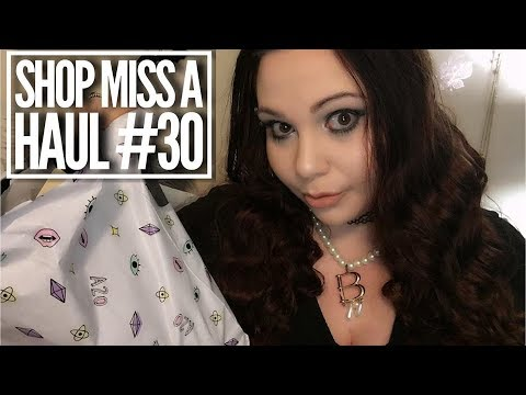 Shop Miss A HAUL! *SO MANY LIP PRODUCTS*