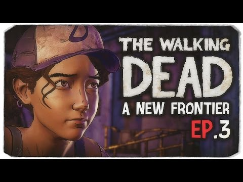 Прохождение The Walking Dead: A New Frontier на Русском